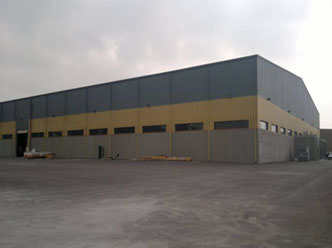 Factory (TECO Middle East Electricity and Equipment Co., Ltd. )